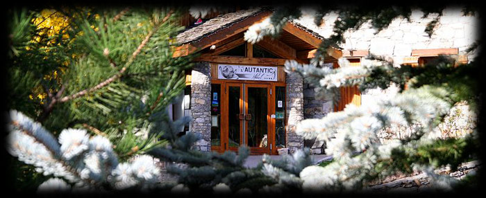 Hotel Autantic in Bourg Saint Maurice in Savoie